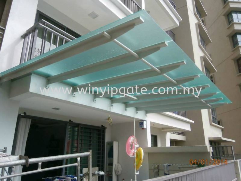 Roof and Shelter Roof and Shelter Selangor, Malaysia, Balakong, Kuala Lumpur (KL) Service, Supplier, Supply, Installation | Win Yip Gate & Roof Sdn Bhd