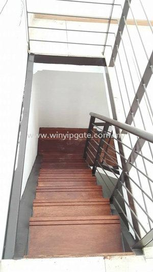 Staircase Works Staircase Works Selangor, Malaysia, Balakong, Kuala Lumpur (KL) Service, Supplier, Supply, Installation | Win Yip Gate & Roof Sdn Bhd