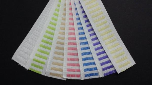 Mattress Tape-Zebra Color On White Base Zebra Color On White Base Mattress Edging Subang Jaya, Selangor, Kuala Lumpur, KL, Malaysia. Manufacturer, Supplier, Supplies, Supply | Activeway Industries Sdn Bhd