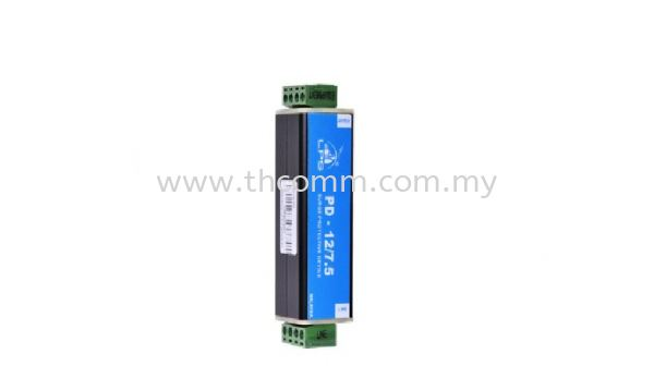 PD-12/7.5 Power & Data Surge Protector Network Surge Protector  Johor Bahru JB Malaysia Supply, Suppliers, Sales, Services, Installation | TH COMMUNICATIONS SDN.BHD.