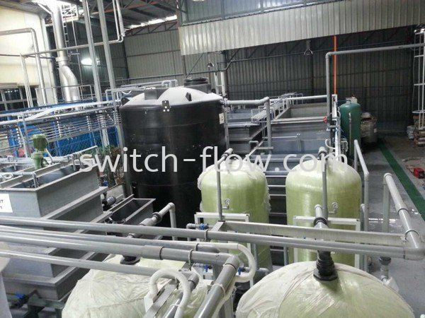 Industrial Wastewater Treatment Plant Industrial Wastewater Treatment Plant Malaysia, Johor Bahru (JB), Selangor, Kuala Lumpur (KL) Services, Consultant | Switch Flow Group
