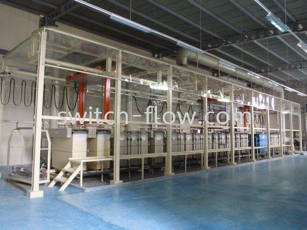 Electrode Deposition Process Line Electrode Deposition Process Line Malaysia, Johor Bahru (JB), Selangor, Kuala Lumpur (KL) Services, Consultant   Switch Flow Group