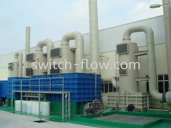 Chemical Scrubber Chemical Scrubber Malaysia, Johor Bahru (JB), Selangor, Kuala Lumpur (KL) Services, Consultant | Switch Flow Group