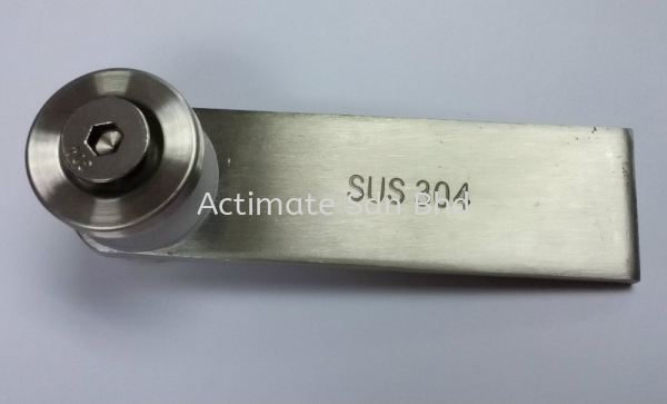 SC S/S F Bracket Single Side Part Stainless Steel Accessories Malaysia, Puchong, Selangor. Suppliers, Supplies, Supplier, Supply, Manufacturer   Actimate Sdn Bhd