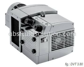 DVT 3.60, DVT 3.80, DVT 3.100, DVT 3.140, DVX 3.60, DVX 3.80, DVX 3.100, DVX 3.140, DVTLF 2.250 K Rotary Vane Vacuum Pumps, Oil-Free Vacuum, Blowers And Compressor Pumps Selangor, Malaysia, Penang, Johor Bahru (JB), Shah Alam Supplier, Service, Suppliers, Supplies | ABS Engineering & Trading Sdn Bhd