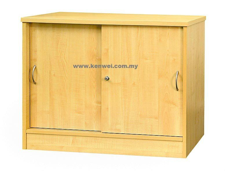 Sliding Door Low Cabinet Filing Cabinet Workspace Filing - Storage Malaysia, Selangor, Kuala Lumpur (KL), Puchong Supplier, Suppliers, Supply, Supplies | Kenwei Office System Sdn Bhd