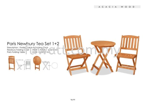 Tea Set 户外   Supplier, Suppliers, Supply, Supplies   Fu Watt Furniture Trading Sdn Bhd
