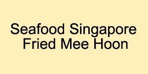 海鲜新加坡炒米粉 Mee Hoon / Noodles / Spaghetti Johor Bahru, JB, Johor, Skudai, Ulu Tiram, Taman Mount Austin, Taman Gaya, Taman Jaya Mas. Buffet Catering, Cafe | Culinary Chef Food Industries Sdn Bhd