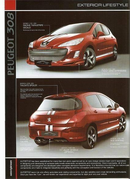 Peugeot 308 Bodykit 308 Peugeot Balakong, Selangor, Kuala Lumpur, KL, Malaysia. Body Kits, Accessories, Supplier, Supply | ACM Motorsport