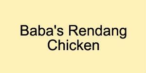 峇峇式仁当鸡 Chicken Johor Bahru, JB, Johor, Skudai, Ulu Tiram, Taman Mount Austin, Taman Gaya, Taman Jaya Mas. Buffet Catering, Cafe | Culinary Chef Food Industries Sdn Bhd