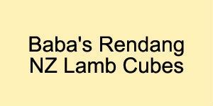峇峇式仁当羊 Lamb Johor Bahru, JB, Johor, Skudai, Ulu Tiram, Taman Mount Austin, Taman Gaya, Taman Jaya Mas. Buffet Catering, Cafe | Culinary Chef Food Industries Sdn Bhd