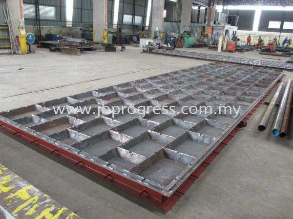 Steel Structure Works Steel Form / Concrete Mould General Metal Fabrication Johor Bahru, JB, Senai, Johor. Supplier, Supplies, Supply, Manufacturer | JB Progress Fabricator & Engineering Sdn Bhd