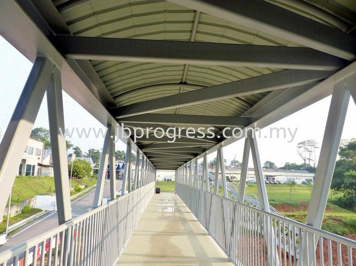 Steel Structure Works Steel Structure Works Johor Bahru, JB, Senai, Johor. Supplier, Supplies, Supply, Manufacturer | JB Progress Fabricator & Engineering Sdn Bhd