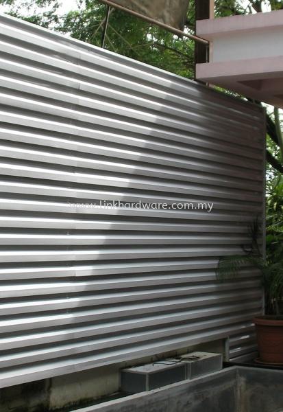 Aluminium Louvers Aluminium Louvers Aluminium Extruded Profile Bukit Mertajam, Penang, Pulau Pinang, Malaysia. Supplier, Manufacturer, Exporter   LINKHARDWARE TRADING SDN BHD
