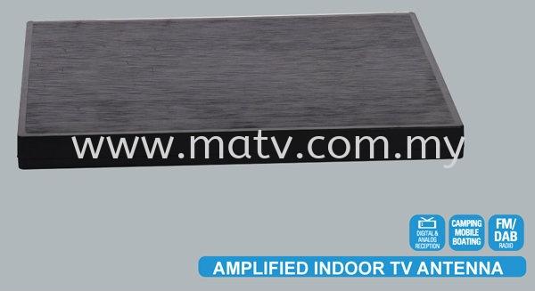 MA403 Amplified Indoor / Outdoor TV Antenna Johor Bahru, JB, Johor, Pasir Gudang. Johor Bahru JB Astro, Antenna, Aerial TV | MATV Sales & Services Sdn.Bhd.
