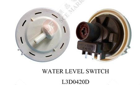WATER LEVEL SWITCH L3D0420D WATER LEVEL SWITCH WASHING MACHINE Johor Bahru, JB, Johor. Supplier, Suppliers, Supplies, Supply | SCE Marketing Sdn Bhd