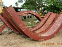 Bending  Up To 360бу For Monorail (Universal Beam) Bending  Up To 360бу For Monorail (Universal Beam) Johor Bahru, JB, Johor. Supplier, Suppliers, Supplies, Supply | Lua Brothers Engineering Sdn Bhd
