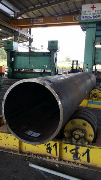 Bending Pipe Bending Pipe Johor Bahru, JB, Johor. Supplier, Suppliers, Supplies, Supply | Lua Brothers Engineering Sdn Bhd