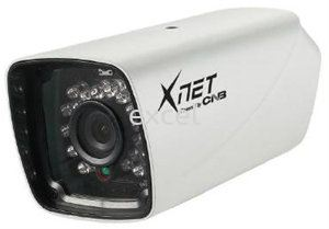 LXC1050IR (IR Weather Proof Fix Lens) IP/Network Camera CCTV System Selangor, Kuala Lumpur (KL), Malaysia, Puchong Supplier, Supply, Supplies, Installation | Excel Telecommunication (M) Sdn Bhd