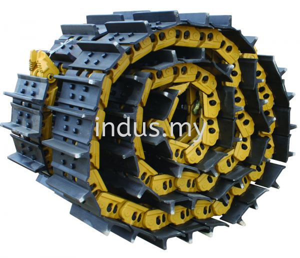 Track Chains Track Chain And Shoes Shah Alam, Selangor, Kuala Lumpur, KL, Malaysia. Supplier, Supplies, Supply, Distributor | Indusmotor Parts Supply Sdn Bhd