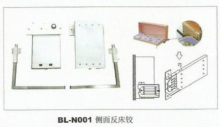 BL-N001 Furniture Bed Joint Hardware Penang, Pulau Pinang, Butterworth, Malaysia. Supplier, Suppliers, Supplies, Supply | Boon Leng Hardware Trading Sdn Bhd