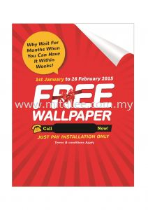 Free wallpaper Pay installation only!!!!~~~