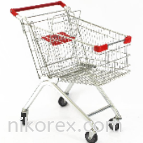 60 / 100 / 150 Litre Shopping Trolley