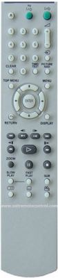 RMT-D186A SONY DVD REMOTE CONTROL