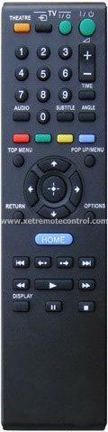 RMT-D109P SONY BLU-RAY DVD REMOTE CONTROL SONY  DVD REMOTE CONTROL Johor Bahru JB Malaysia Manufacturer & Supplier | XET Sales & Services Sdn Bhd