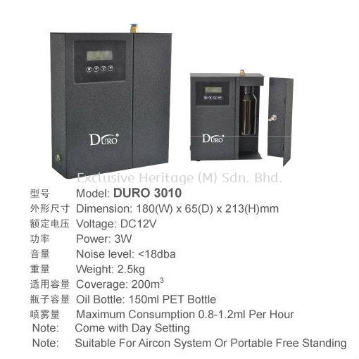 DURO 3010 Scent Diffuser Selangor, Seri Kembangan, Malaysia supplier | Exclusive Heritage (M) Sdn Bhd