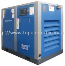 SCR Variable Speed Driven Double-Screw Air Compressor