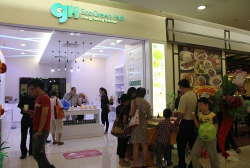 Grand Opening of Retail Shop in One Utama