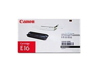 Canon E16 Black Toner