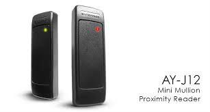 EntryPass AYJ12 Mini Mullion Proximity Reader DOOR ACCESS CONTROL Kluang, Johor, Malaysia. Suppliers, Supplies, Supplier, Supply | Gurkha Security Integrated System