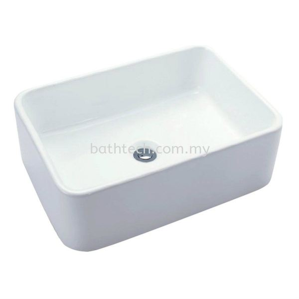 Celico Rectangular Countertop Basin Johnson Suisse  Countertop Basins Basins Johor Jaya, Johor Bahru (JB), Johor. Supplier, Suppliers, Supply, Supplies | Bathtech Building Products Sdn Bhd