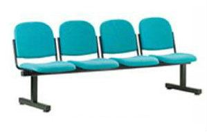 SC-933-4S 4 Seaters Link Chair Study Chairs Selangor, Malaysia, Kuala Lumpur, KL, Sungai Buloh. Supplier, Suppliers, Supplies, Supply   Ins Metal Manufacturing Sdn Bhd