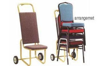 BQ-15 Banquet Chair Trolley Banquet Trolley / Table Curtain Selangor, Malaysia, Kuala Lumpur, KL, Sungai Buloh. Supplier, Suppliers, Supplies, Supply   Ins Metal Manufacturing Sdn Bhd