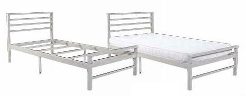 SB1000 Single Bed Beds Frame Selangor, Malaysia, Kuala Lumpur, KL, Sungai Buloh. Supplier, Suppliers, Supplies, Supply | Ins Metal Manufacturing Sdn Bhd