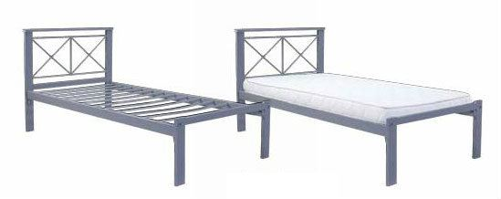 SB2000 Single Bed Beds Frame Selangor, Malaysia, Kuala Lumpur, KL, Sungai Buloh. Supplier, Suppliers, Supplies, Supply | Ins Metal Manufacturing Sdn Bhd