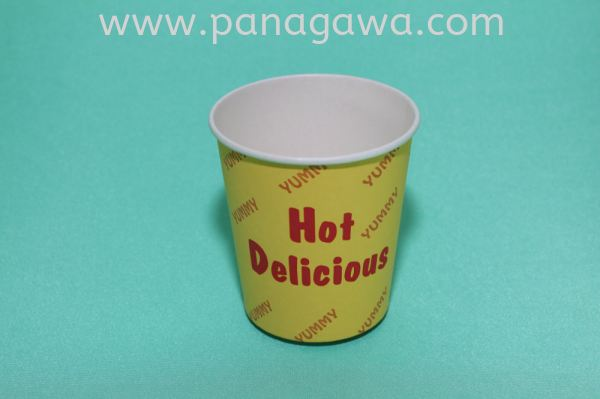 PaC-CC12 Chip Cup Paper Products Johor Bahru (JB), Malaysia. Manufacturer, Supplier, Supplies, Supply | Panagawa Sdn. Bhd.