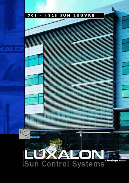 70S-132S Sun Louvre Ceilings-Exterior Linear Ceilings Selangor, Kuala Lumpur (KL), Malaysia. Supplier, Suppliers, Supplies, Supply   Bailey Plaster Trading Sdn Bhd