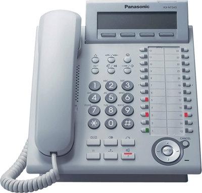 KX-DT343 Panasonic Keyphone System Selangor, Kuala Lumpur (KL), Malaysia, Ampang Supplier, Supply, Supplies, Installation | E-Zone Service Centre