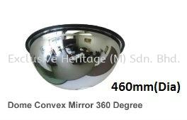 Dome Convex Mirror 360 Degree 460mm (Dia) CONVEX MIRROR Selangor, Seri Kembangan, Malaysia supplier | Exclusive Heritage (M) Sdn Bhd