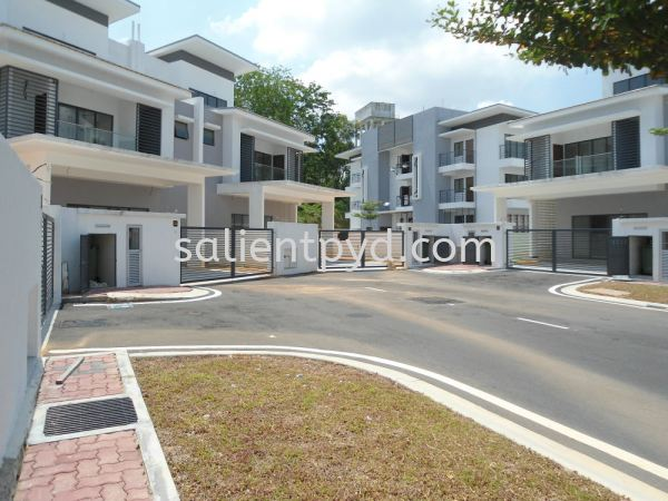 Kayumanis Garden Villas Kayumanis Garden Villas Completed Projects Kuala Lumpur, KL, Selangor, Malaysia. Developer, Constructor | Salient Pyramid Sdn Bhd