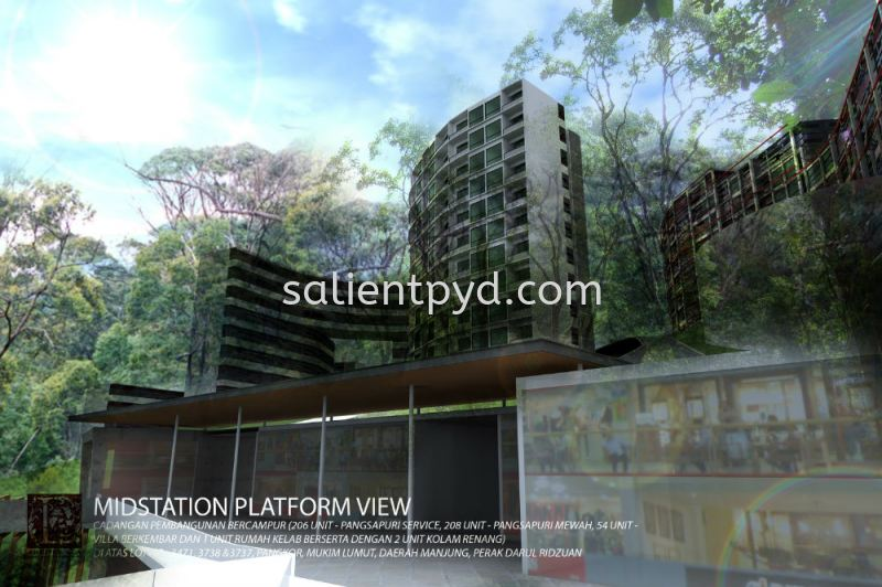 Pangkor Hill Residence Pangkor Hill Residence Up-Coming Projects Kuala Lumpur, KL, Selangor, Malaysia. Developer, Constructor | Salient Pyramid Sdn Bhd