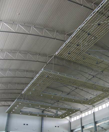 300C Ceilings-Exterior Linear Ceilings Selangor, Kuala Lumpur (KL), Malaysia. Supplier, Suppliers, Supplies, Supply | Bailey Plaster Trading Sdn Bhd