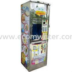 Fully Stainless Steel Water Vending Machine Vending Machine Johor Bahru JB Malaysia Supply Suppliers Manufacturer | Ecom Marketing Sdn Bhd