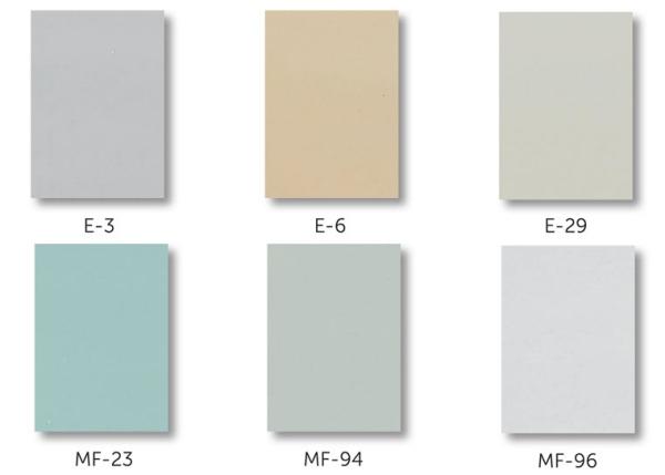 Acrylic Color Chart Malaysia Johor Bahru JB, Singapore Supplier, Installation | S & K Solid Wood Doors