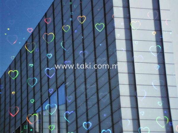 CD 813- Laser Love Cold Laminating Film Effects Cold Laminating Film Johor Bahru (JB), Johor, Pontian, Malaysia. Supplier, Suppliers, Supplies, Supply | Taki Industries (M) Sdn Bhd