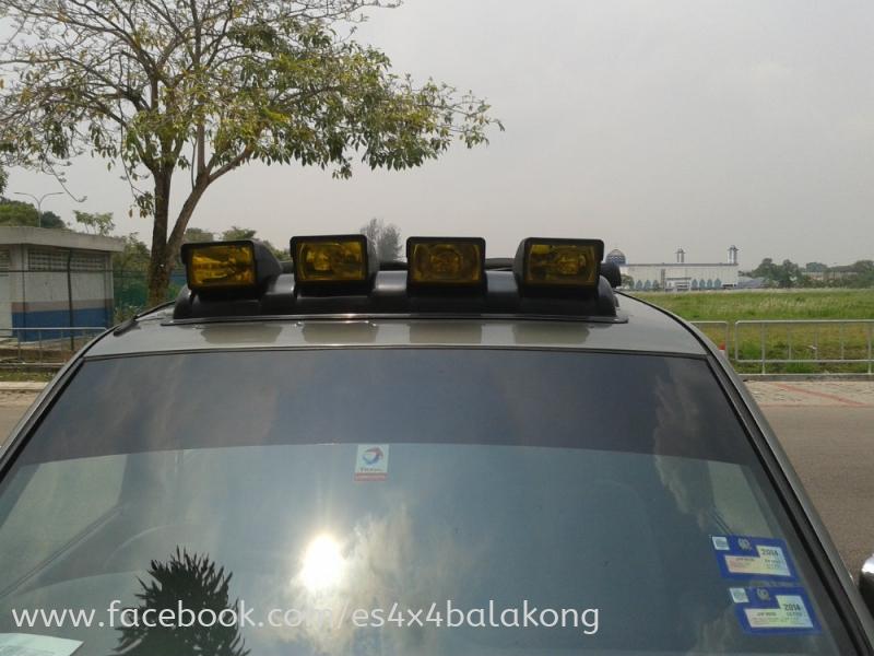 HALOGEN-DRIVING-SPOTLIGHTS-Lights-Roof-Mounted-TOP-FOG-LAMP-4x4-SUV 4x4 Roof Lamp Batu Caves, Selangor, Kuala Lumpur, KL, Johor Bahru, JB, Johor, Malaysia. Supplier, Suppliers, Supplies, Supply   ES Multi Service